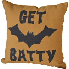 Get Batty Pillow