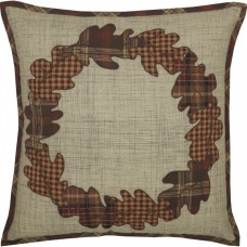Abilene Harvest Wreath Pillow