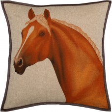 Rory Horse Pillow