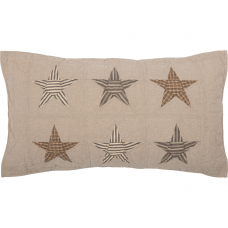 Sawyer Mill Star King Sham