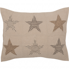 Sawyer Mill Star Standard Sham