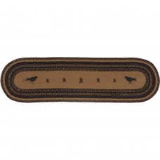 Heritage Farms Crow Jute Table Runner