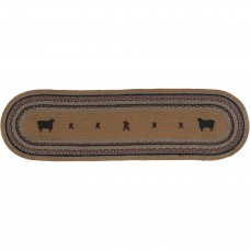 Heritage Farms Sheep Jute Table Runner