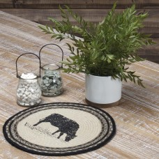 Sawyer Mill Cow Jute Tablemat Set of 6