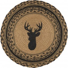 Trophy Mount Jute Tablemat Set of 6
