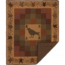 Heritage Farms Quilted Throw