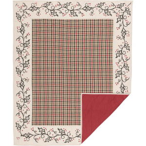 Hollis Quilted Throw