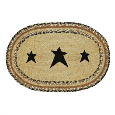 Kettle Grove Jute Placemat Set