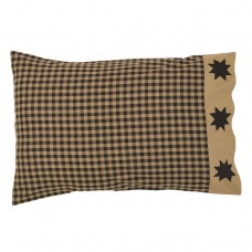 Dakota Star Pillow Case