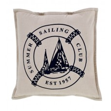 Seapoint Fabric Lifesaver Pillow
