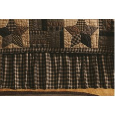 Bingham Star Bed Skirt